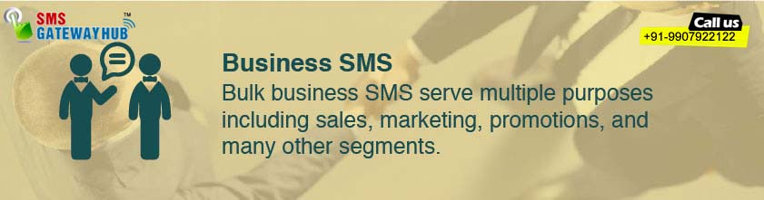 sms gateway services provider in india