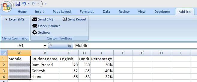 Bulk Sms Excel Plugin Sms Excel Plugin Bulk Sms Plugin