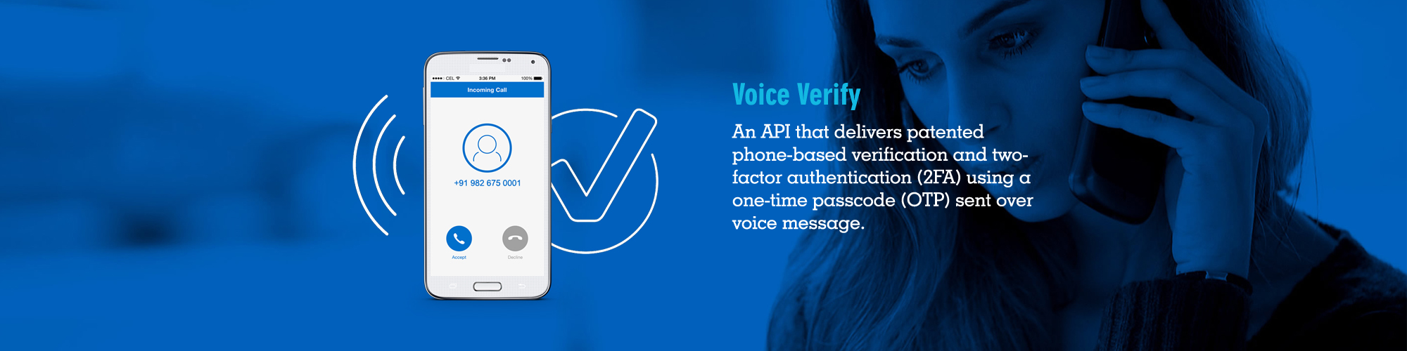 OTP Voice Verification